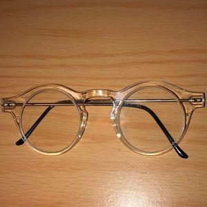 Clear Nexus Spitfire sunglasses